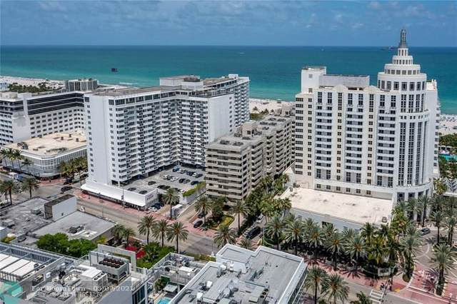 1623 Collins Ave #514, Miami Beach, FL 33139 (MLS #F10283071) :: United Realty Group