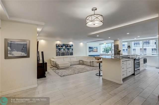 3100 NE 49 #206, Fort Lauderdale, FL 33308 (#F10283114) :: DO Homes Group