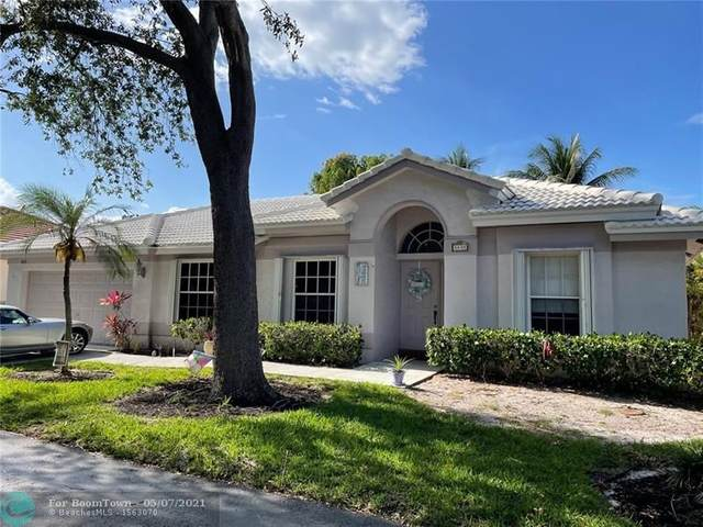 3435 Sahara Springs Blvd, Pompano Beach, FL 33069 (#F10283124) :: Michael Kaufman Real Estate