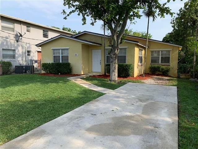 4132 SW 20th St, West Park, FL 33023 (MLS #F10283155) :: Berkshire Hathaway HomeServices EWM Realty