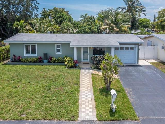 400 NW 28th Court, Wilton Manors, FL 33311 (MLS #F10283169) :: Green Realty Properties