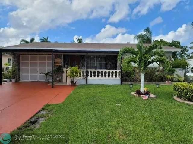 308 SW 7th St, Hallandale Beach, FL 33009 (#F10283179) :: Heather Towe | Keller Williams Jupiter