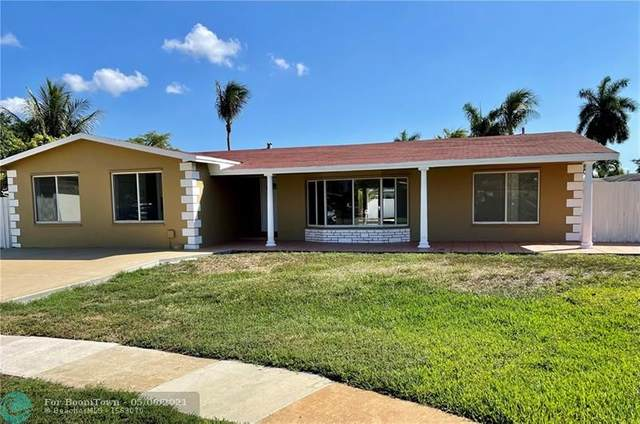 10450 NW 19th St, Pembroke Pines, FL 33026 (MLS #F10283198) :: Berkshire Hathaway HomeServices EWM Realty