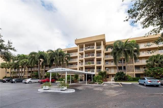 804 Cypress Grove Ln #508, Pompano Beach, FL 33069 (#F10283211) :: Posh Properties