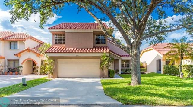 9421 NW 18th Dr, Plantation, FL 33322 (MLS #F10283227) :: Berkshire Hathaway HomeServices EWM Realty