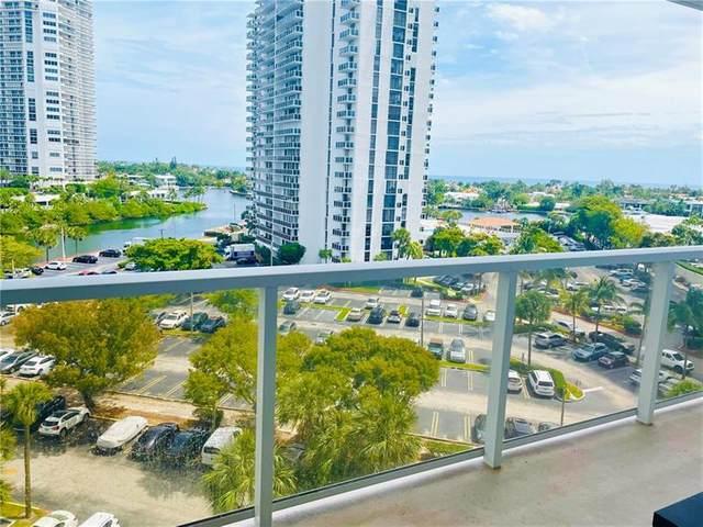 3731 N Country Club Dr #829, Aventura, FL 33180 (#F10283266) :: Posh Properties