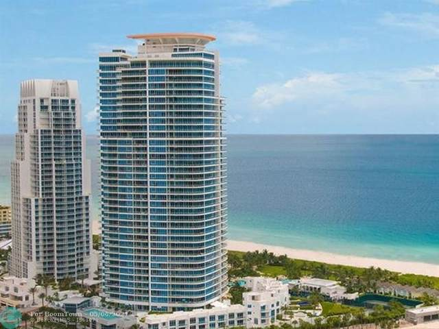 100 S Pointe Dr 2001/02, Miami Beach, FL 33139 (MLS #F10283267) :: The Howland Group