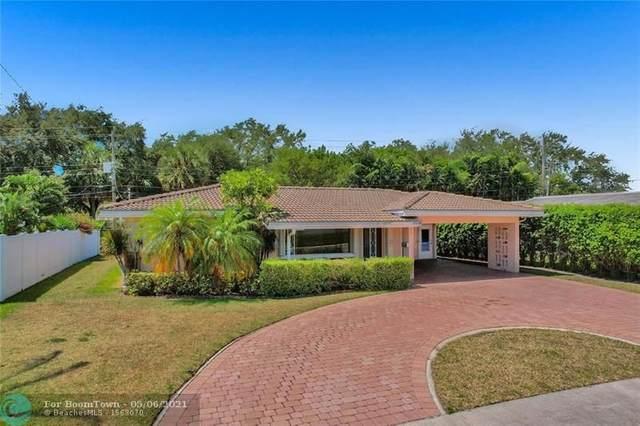 60 SE 5th Ct, Pompano Beach, FL 33060 (MLS #F10283294) :: Green Realty Properties