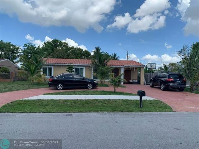 1801 SW 65th Ave, North Lauderdale, FL 33068 (MLS #F10283301) :: Berkshire Hathaway HomeServices EWM Realty