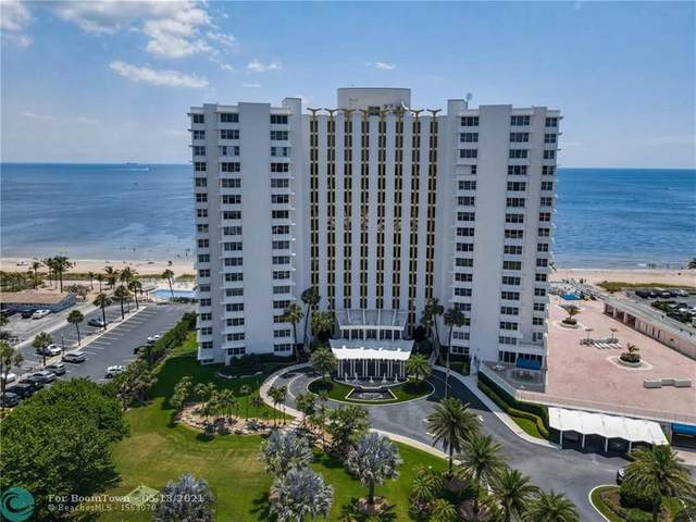 3900 N Ocean Dr 14G, Lauderdale By The Sea, FL 33308 (#F10283340) :: Baron Real Estate