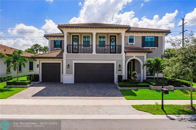 9020 Watercrest Cir, Parkland, FL 33076 (MLS #F10283384) :: Patty Accorto Team