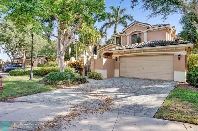 2651 Center Ct Dr 2-8, Weston, FL 33332 (MLS #F10283392) :: Berkshire Hathaway HomeServices EWM Realty