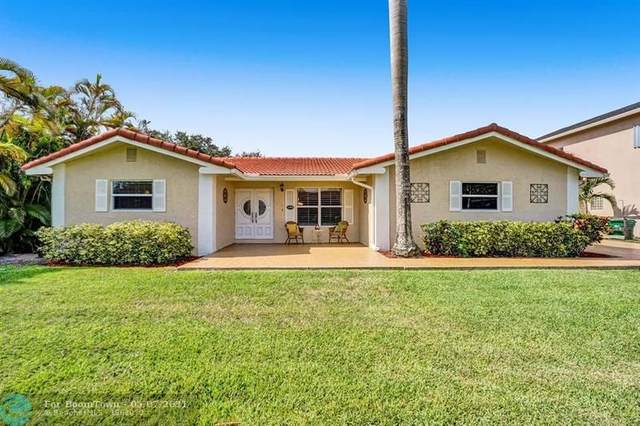 11450 NW 23rd St, Plantation, FL 33323 (MLS #F10283401) :: Green Realty Properties