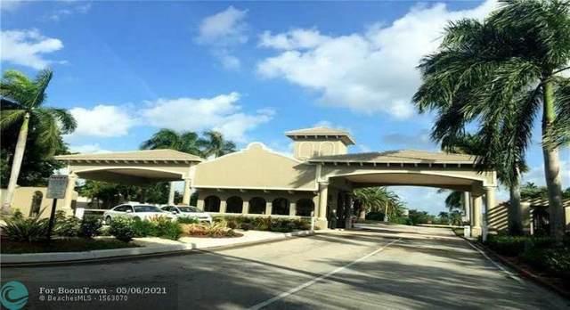 3005 Portofino Isle A4, Coconut Creek, FL 33066 (MLS #F10283417) :: Green Realty Properties