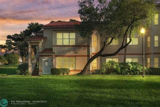 3400 Pinewalk Dr #921, Margate, FL 33063 (MLS #F10283424) :: Castelli Real Estate Services