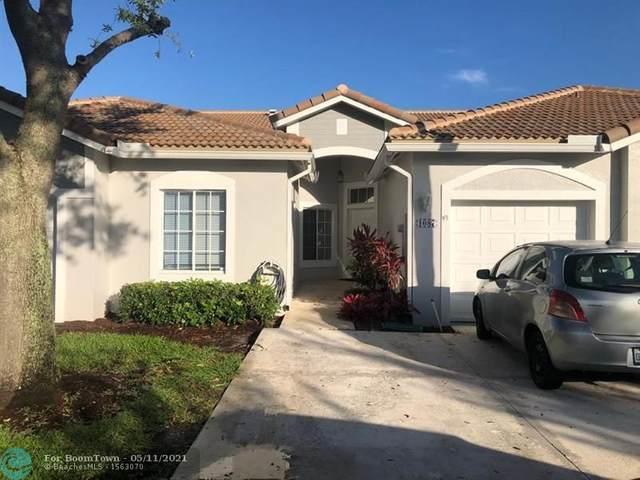 1087 SW 42nd Way, Deerfield Beach, FL 33442 (MLS #F10283431) :: Berkshire Hathaway HomeServices EWM Realty