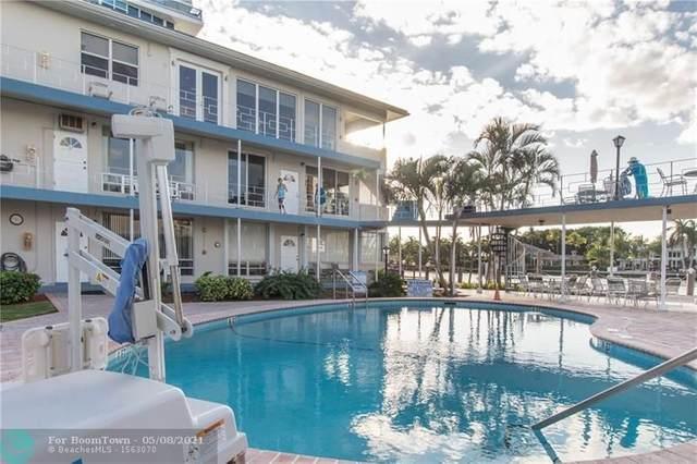 741 Bayshore Dr 8-S, Fort Lauderdale, FL 33304 (MLS #F10283432) :: Castelli Real Estate Services