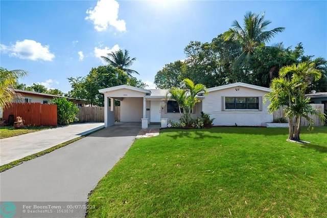 1931 Alcazar Dr, Miramar, FL 33023 (MLS #F10283446) :: Green Realty Properties