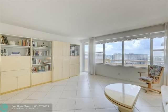3300 NE 36th St #1618, Fort Lauderdale, FL 33308 (MLS #F10283464) :: Castelli Real Estate Services