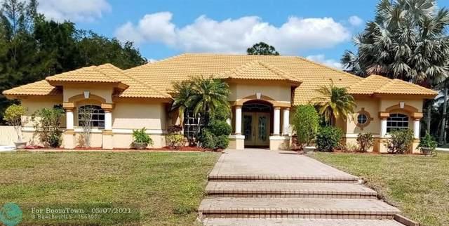 6910 Royal Palm Beach Blvd, West Palm Beach, FL 33412 (MLS #F10283489) :: The Howland Group
