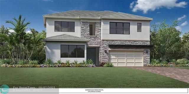 6864 N Stillwater Shores Dr, Davie, FL 33314 (MLS #F10283492) :: Green Realty Properties
