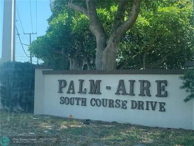 2650 S Course Dr #401, Pompano Beach, FL 33069 (#F10283502) :: Posh Properties