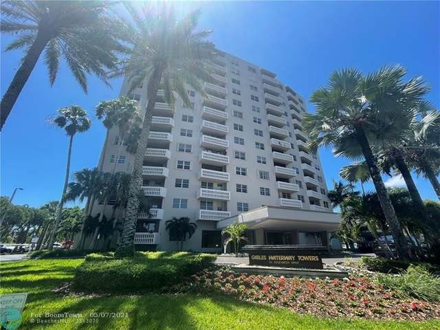 90 Edgewater Dr #1211, Coral Gables, FL 33133 (MLS #F10283505) :: United Realty Group