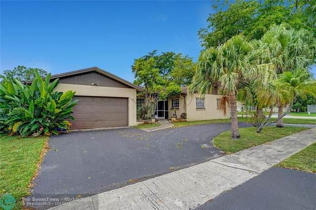 10680 NW 21st Ct, Sunrise, FL 33322 (MLS #F10283511) :: Patty Accorto Team