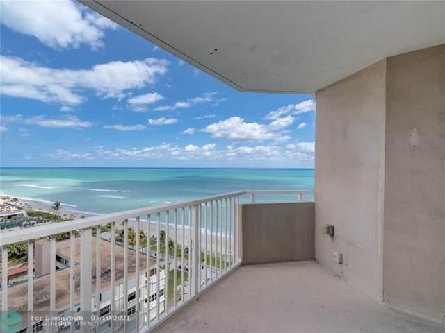 1950 S Ocean Dr 11H, Hallandale Beach, FL 33009 (#F10283517) :: Heather Towe | Keller Williams Jupiter