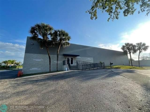 3801 W Commercial Blvd, Tamarac, FL 33309 (#F10283534) :: Real Treasure Coast