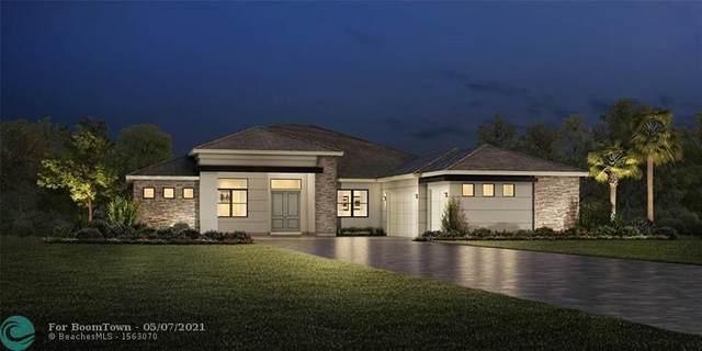 14825 Millstone Ranches Drive, Davie, FL 33331 (MLS #F10283539) :: Green Realty Properties