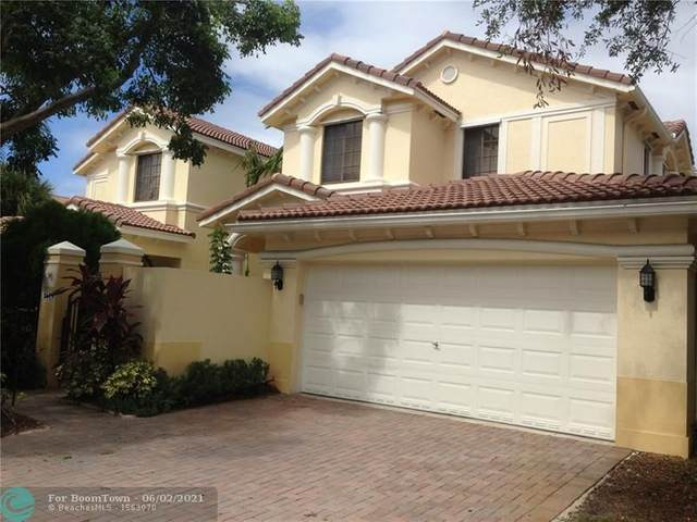 1679 Passion Vine Cir, Weston, FL 33326 (MLS #F10283563) :: The Paiz Group