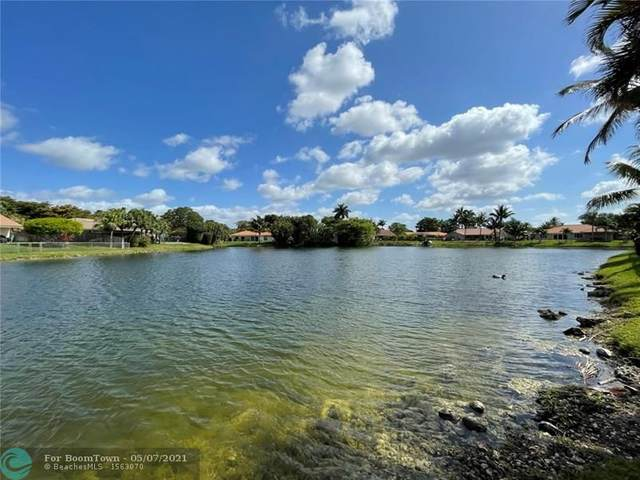9621 NW 14th St, Plantation, FL 33322 (MLS #F10283583) :: Green Realty Properties