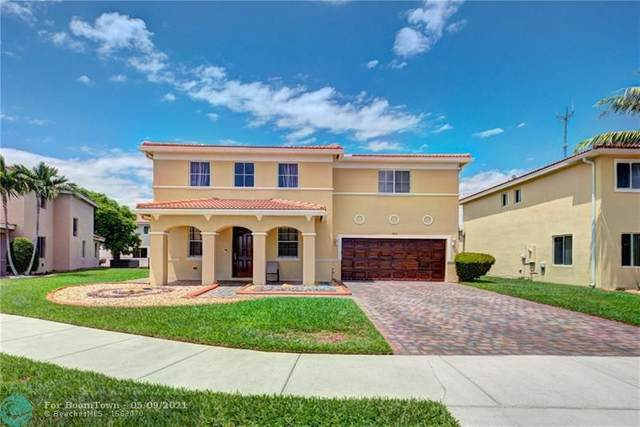 1433 NW 206th St, Miami Gardens, FL 33169 (MLS #F10283586) :: The Howland Group