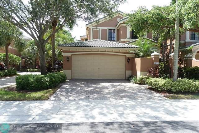 2795 Kinsington Cir #2795, Weston, FL 33332 (#F10283593) :: Real Treasure Coast