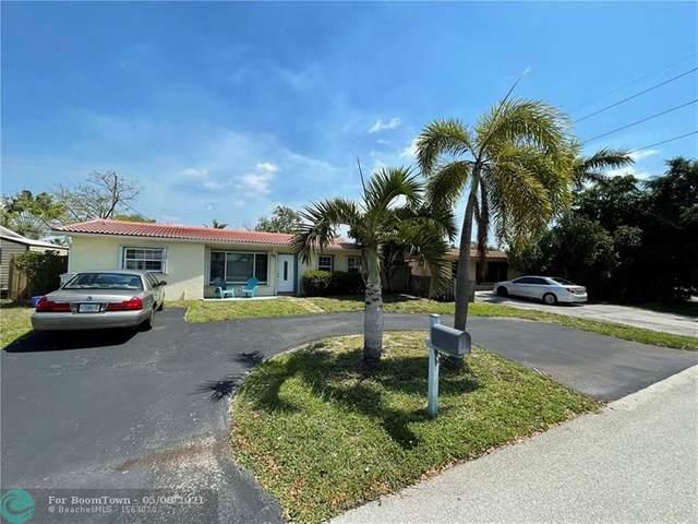 1463 NE 28th Ct, Pompano Beach, FL 33064 (MLS #F10283617) :: Green Realty Properties