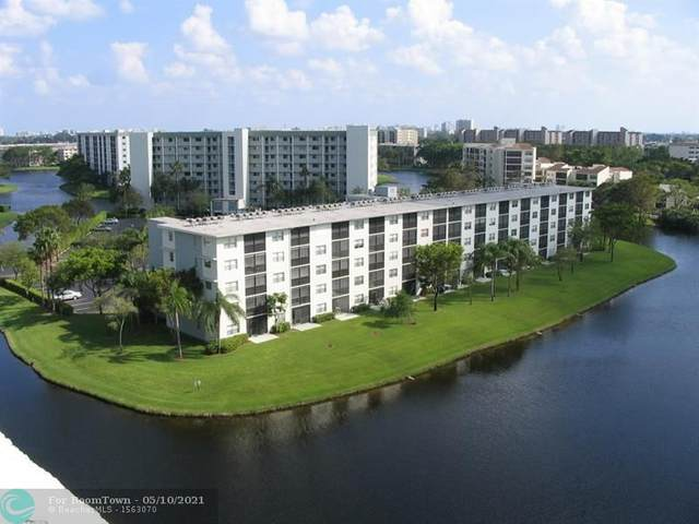 2228 N Cypress Bend Dr #409, Pompano Beach, FL 33069 (#F10283626) :: Posh Properties