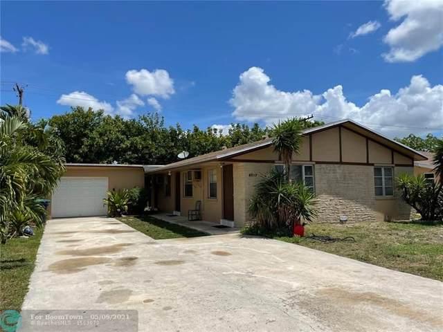 6317 SW 18th St, Miramar, FL 33023 (MLS #F10283682) :: Patty Accorto Team