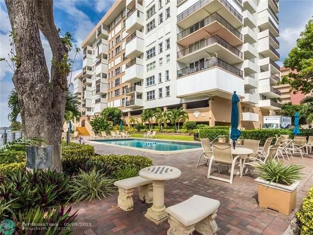 1150 Hillsboro Mile #714, Hillsboro Beach, FL 33062 (MLS #F10283708) :: Dalton Wade Real Estate Group