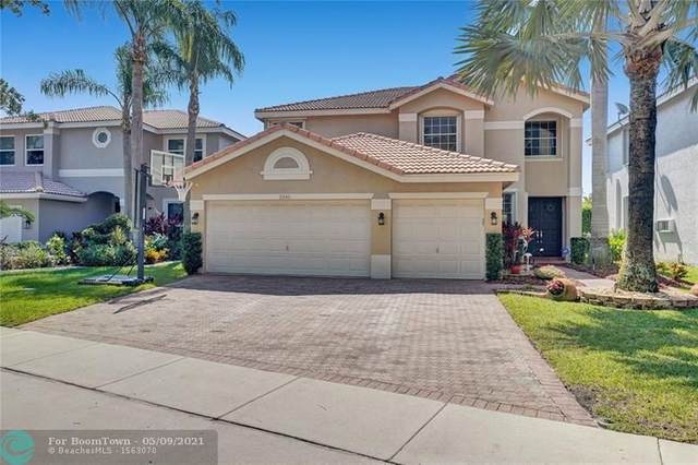 5345 NW 120th Ave, Coral Springs, FL 33076 (MLS #F10283717) :: Patty Accorto Team