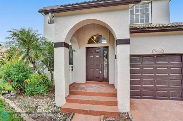 5200 Eagle Cay Way, Coconut Creek, FL 33073 (MLS #F10283743) :: The Howland Group