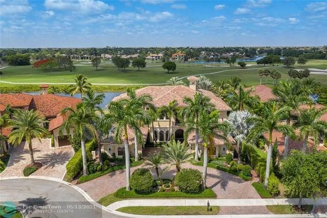 6625 NW 122nd Ave, Parkland, FL 33076 (#F10283745) :: Signature International Real Estate