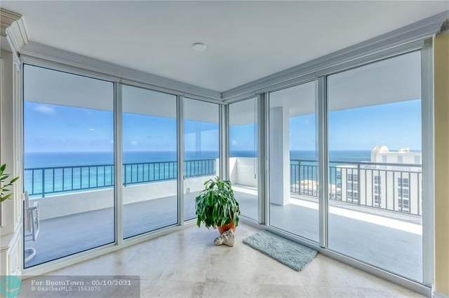 4280 Galt Ocean Dr 30A, Fort Lauderdale, FL 33308 (MLS #F10283749) :: Patty Accorto Team