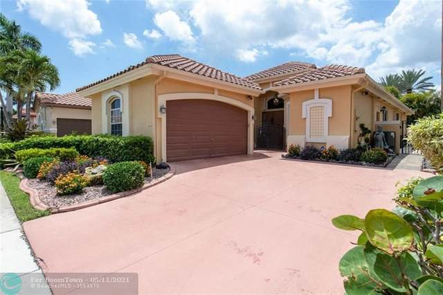 6374 NW 24TH Street, Boca Raton, FL 33433 (#F10283758) :: Posh Properties