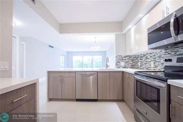 3050 N Palm Aire Dr #310, Pompano Beach, FL 33069 (#F10283776) :: Posh Properties
