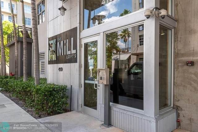 410 NW 1st Ave #306, Fort Lauderdale, FL 33301 (MLS #F10283790) :: GK Realty Group LLC