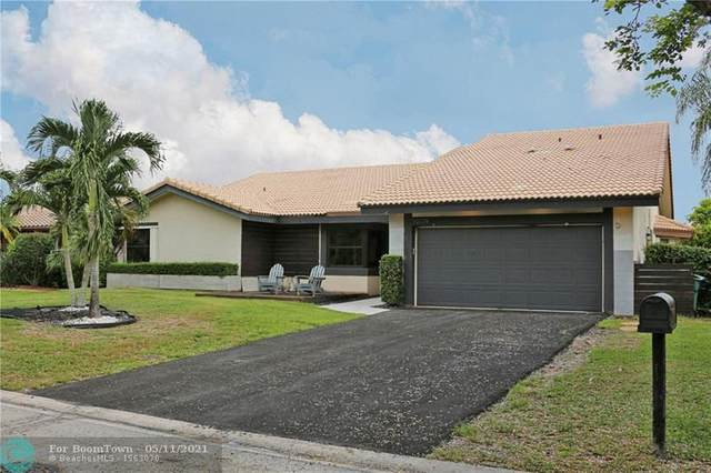 10779 NW 5th Place, Coral Springs, FL 33071 (MLS #F10283804) :: GK Realty Group LLC