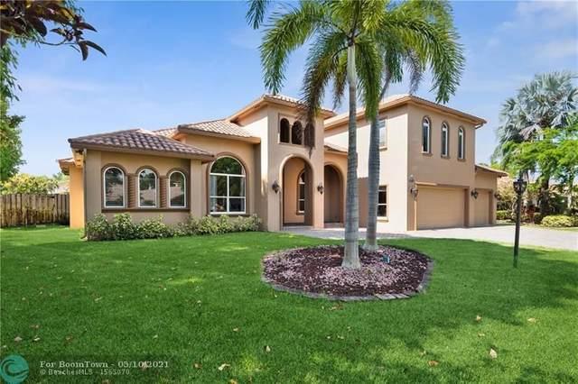 11190 NW 2nd Mnr, Coral Springs, FL 33071 (#F10283815) :: Posh Properties