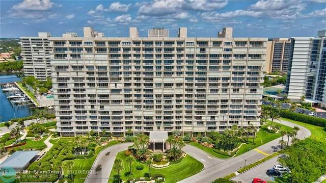 4301 N Ocean Blvd #1506, Boca Raton, FL 33431 (#F10283820) :: Baron Real Estate