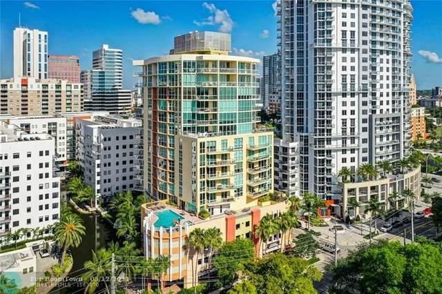 111 SE 8th Ave #904, Fort Lauderdale, FL 33301 (#F10283825) :: Baron Real Estate